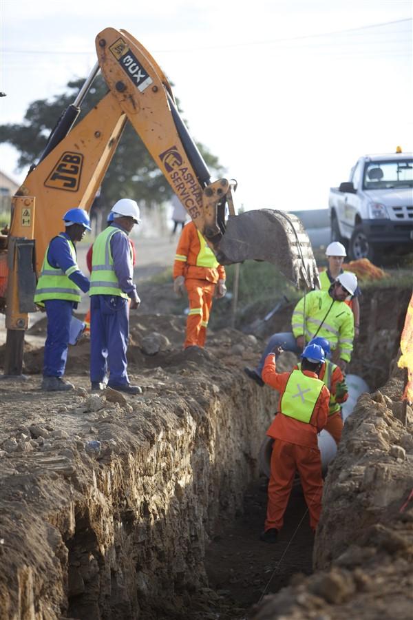Mamlambo Construction Photos Independent Group